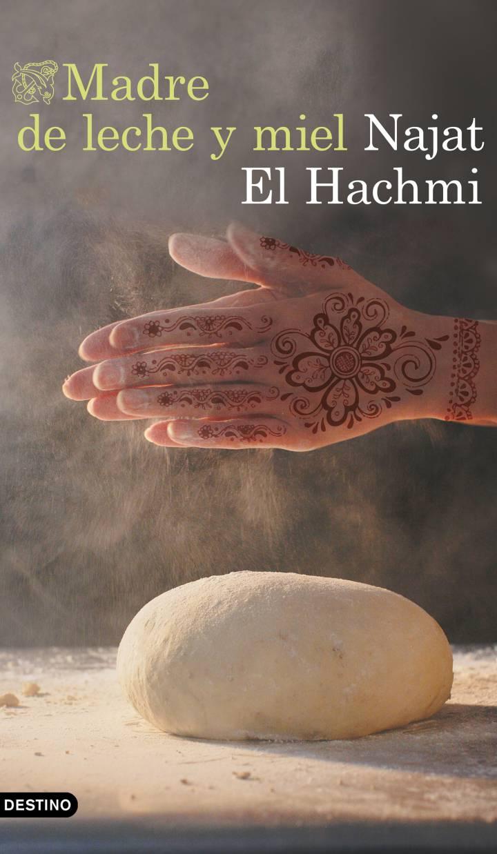 """Portada de la novela """"Madre de leche y miel"""", de Najat El Hachmi"""