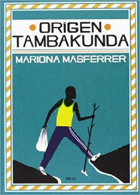 Portada de la novel·la de Mariona Masferrer, Tambakunda
