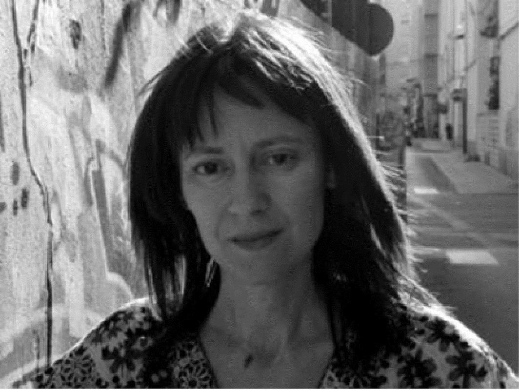 La poeta Ada Soriano