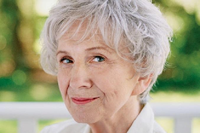L'escriptora Alice Munro