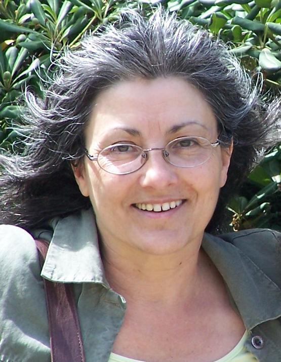 La escritora y filóloga alemana Anna Rossell