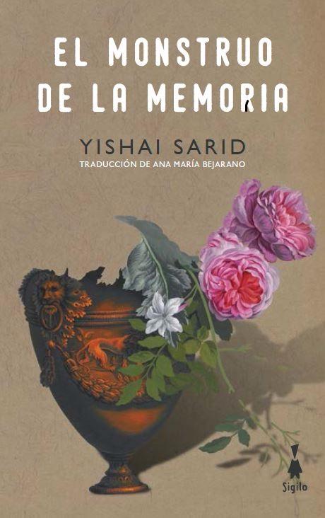 Portada de la novela de Yishar Sarid, «El monstruo de la memoria»