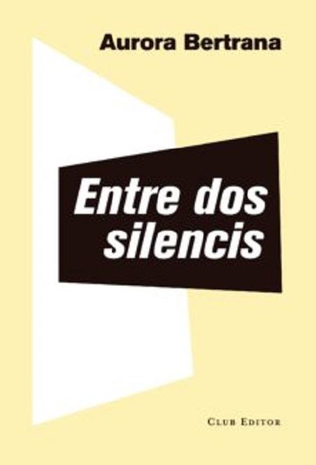 Portada Entre dos silencis