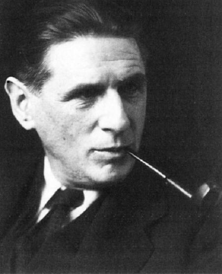 El autor austriaco Hermann Broch