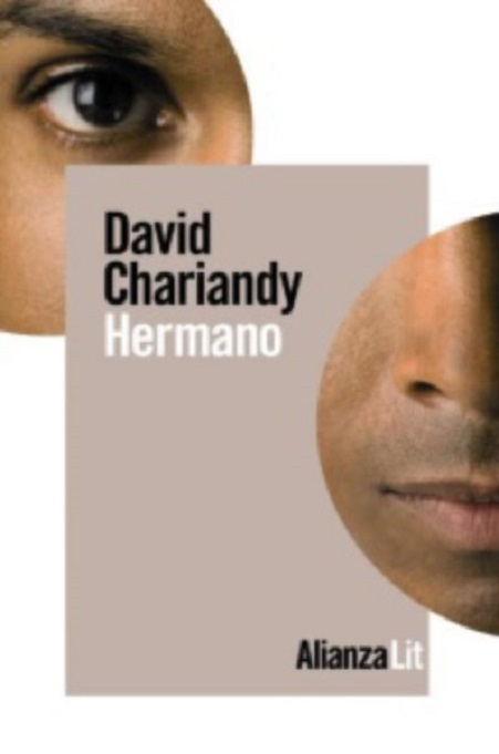 "Portada de la novela de David Chariandy, «Hermano"""