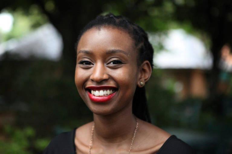 La escritora sudafricana Kopano Matlwa
