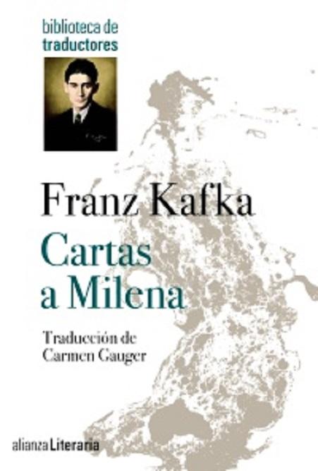"""Portada de """"Franz Kafka. Cartas a Milena"""""""