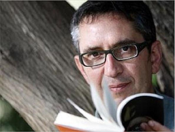 L'escriptor Manuel Baixauli