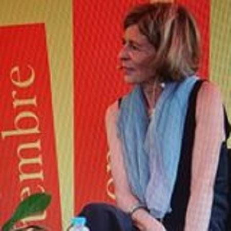 L'escriptora Maria Vilanova i Vila-Abadal