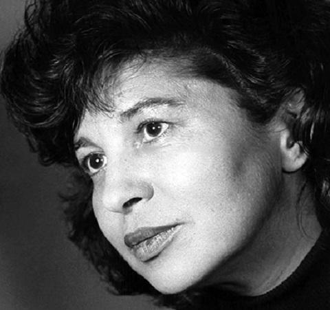 La poeta alemana Nascha Kaléko