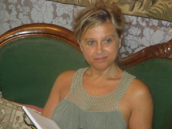 La poeta Mercè Amat Ballester