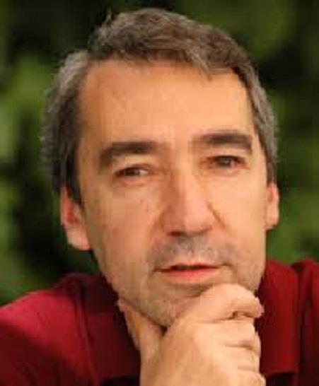 El poeta Miquel-Lluís Muntané