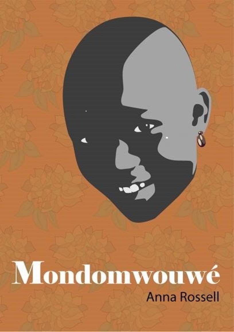 "Portada de la novela ""Mondomwoué"", de Anna Rossell"