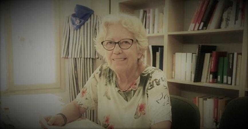La historiadora Rosa Toran