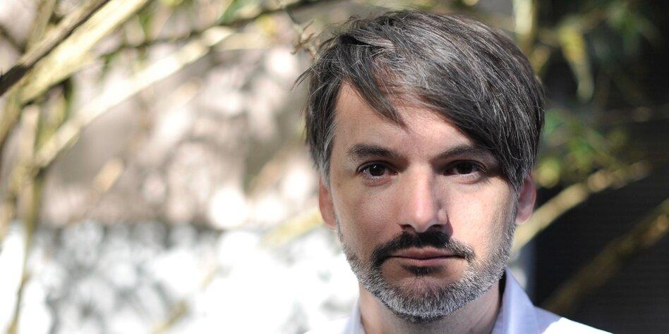 L'escriptor bòsnio-alemany Saša Stanišić