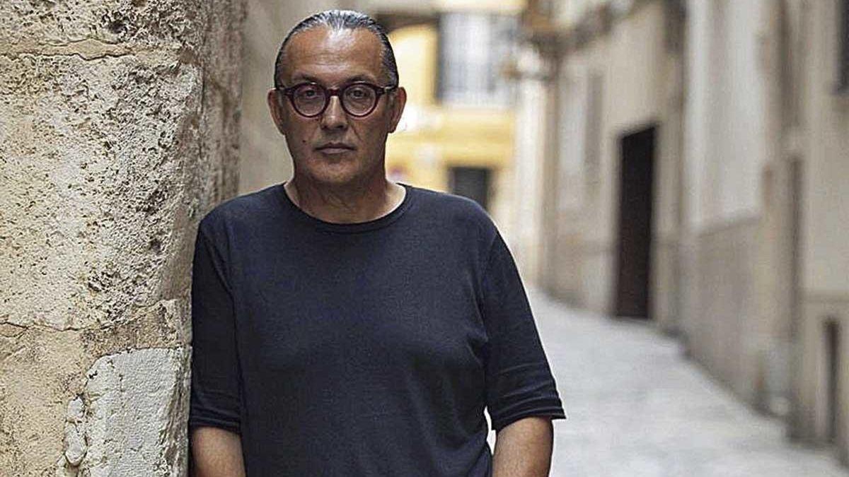 L'escriptor mallorquí Sebastià Perelló