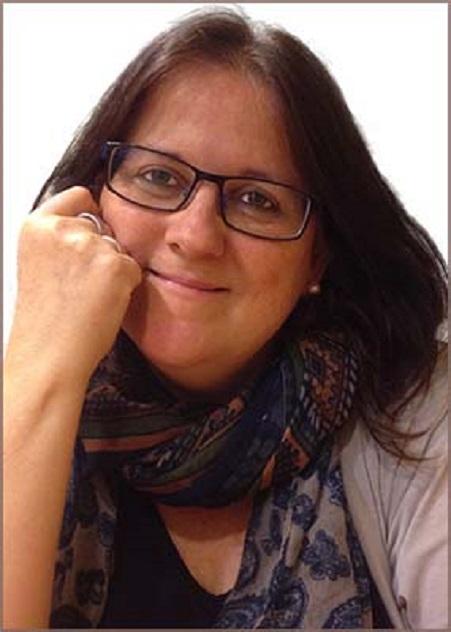 L'escriptora Teresa Martí