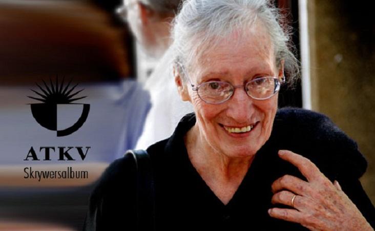 La escritora sudafricana Wilma Stockenström