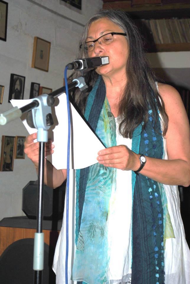 Anna Rossell. X Encuentro de Poetas en Red, Mallorca, abril 2014