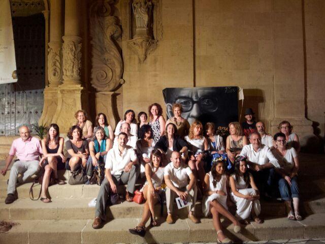 I Festival de Poesía en Riba-Roja d'Ebre, julio 2013