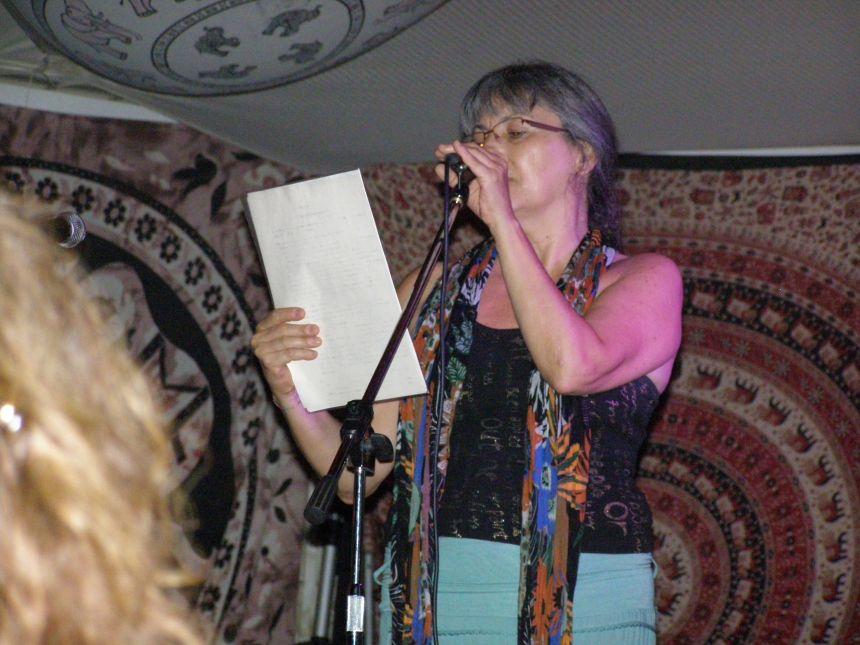 Anna Rossell, Poesía en la Playa (El Masnou, 2012)