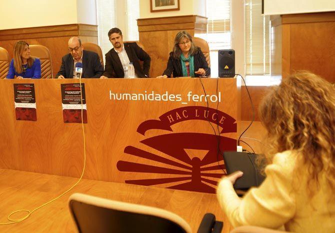 Anna Rossell. Conferencia sobre Thomas Mann. Xornadas Literarias Universidade a Coruña (abril 2013)