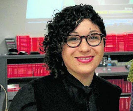La poeta catalana Mª Antònia Massanet