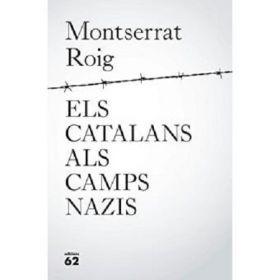 Portada del llibre de Montserrat Roig, Els catalans als camps nazis