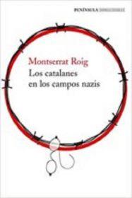 Portada del ensayo de Montserrat Roig, Los catalanes en los campos nazis
