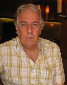 El escritor uruguayo Federico Nogara