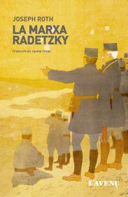 Portada de la novel·la «La marxa Radetzky», de l'escriptor austriac Joseph Roth