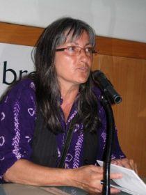 La filòloga alemanya, poeta, escriptora i crítica literària Anna Rossell