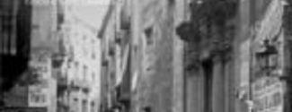 Portada de la novel·la de Juli Vallmitjana, De la ciutat vella