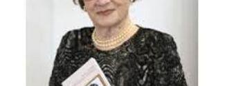 La poeta Angelina Gatell