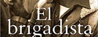 Portada de la novel·la de Jordi Cantavella, El brigadista (català)