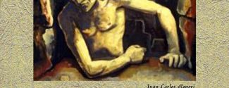 """Portada de """"El hombre roto"""", de Cise Cortés"""