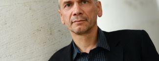 El escritor Lutz Seiler