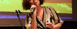 La poeta y compositora Mercedes Delclós / La poeta i compositora Mercedes Delclós