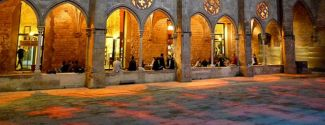 Claustro gótico del Convent de Sant Agustí, Barcelona (1)