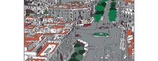 Portada del llibre de Maria Nunes, Barcelona, ciutat literària 2
