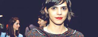 """Valeria Luiselli, autora de la novela """"Desierto sonoro"""""""