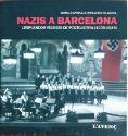 Portada del llibre «Nazis a Barcelona»